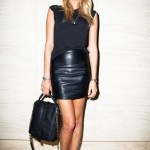 Women__39;s_Black_Crew-neck_T-shirt,_Black_Leather_Mini_Skirt,_Black_Suede_Pumps,_Black_Leather_Crossbody_Bag_Lookastic_for_Women