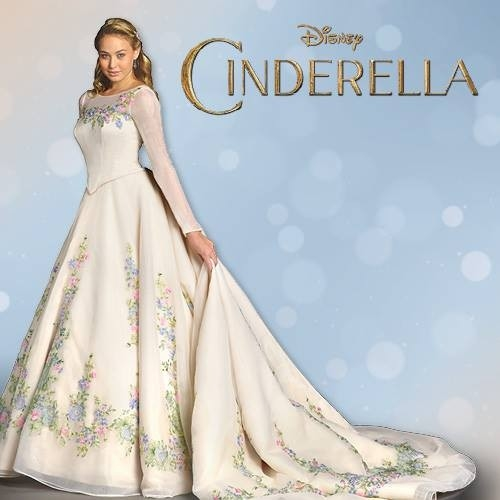 Cinderella Wedding Dresses 2017 : Cinderella wedding dress disney fashion trends