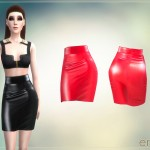 ernhn__39;s_High_Waisted_Leather_Pencil_Skirt