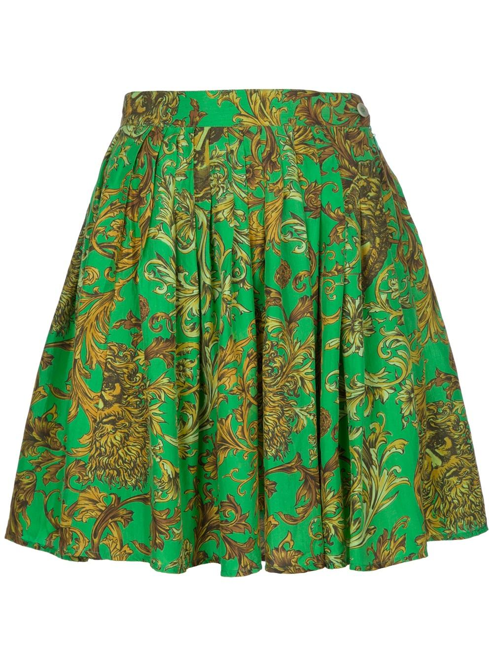 a line skirt pattern 2014 2015 fashion trends 2016 2017