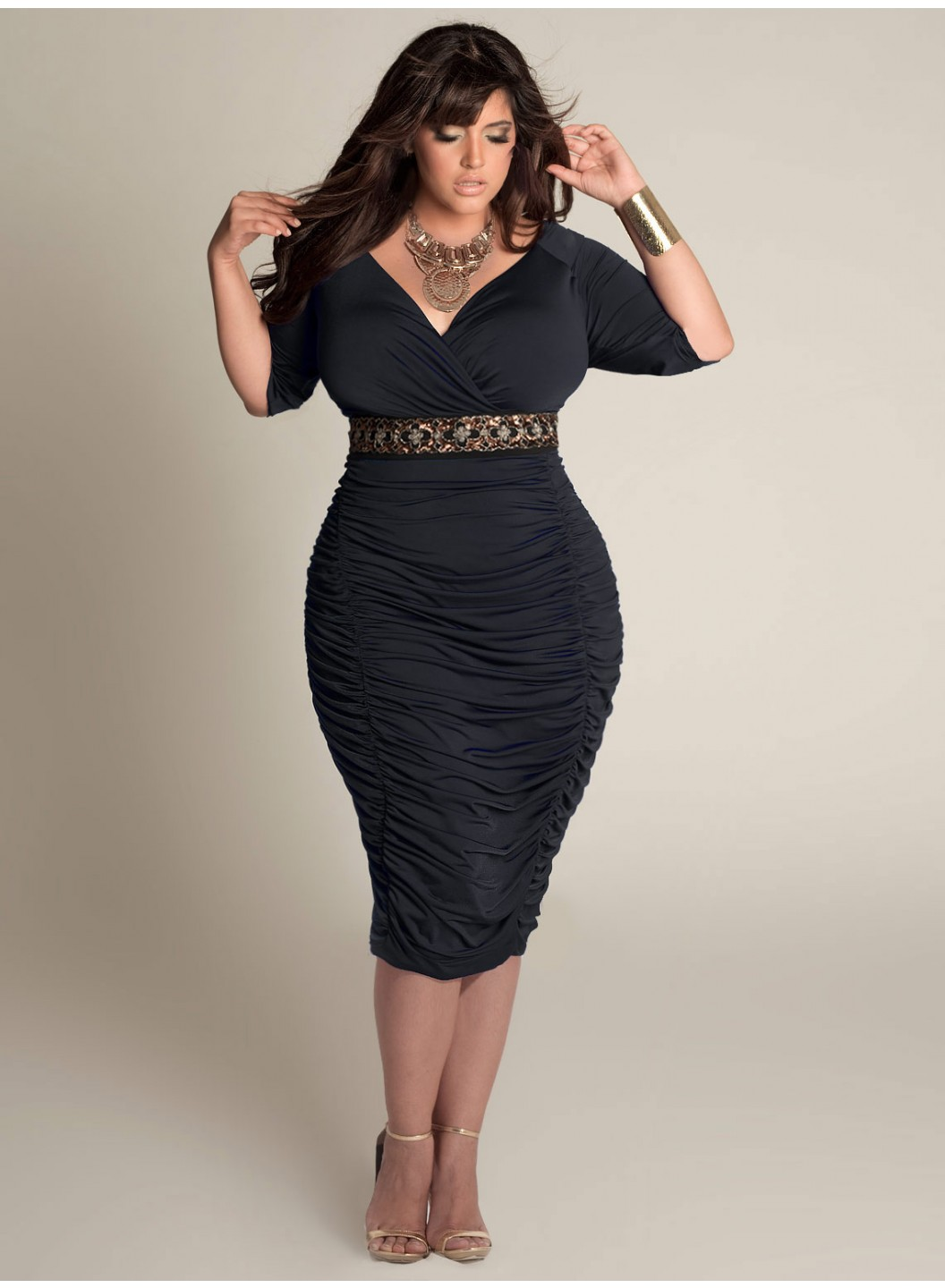 cocktail dress plus size