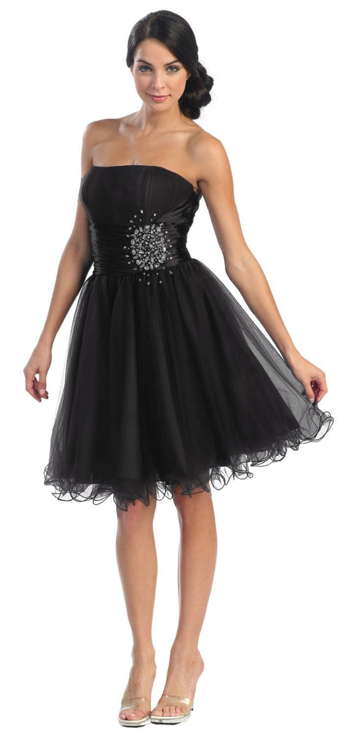 Black Dresses For Teens