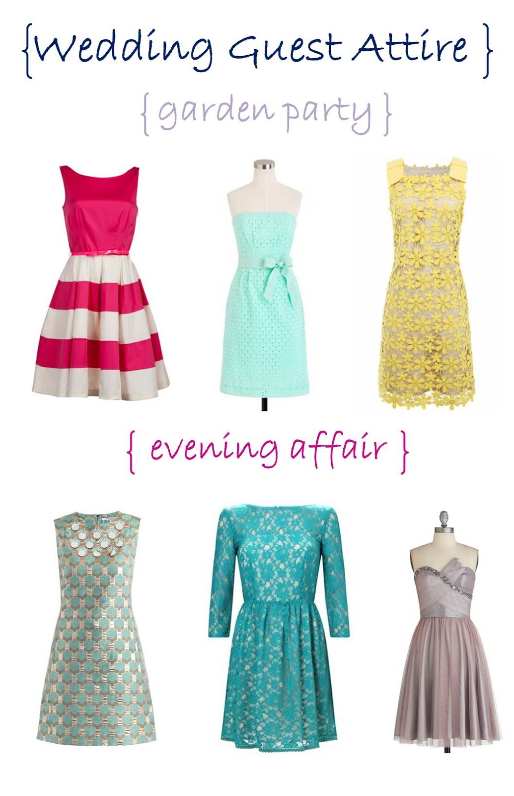Wedding Guest Dresses Summer 2016 Ireland