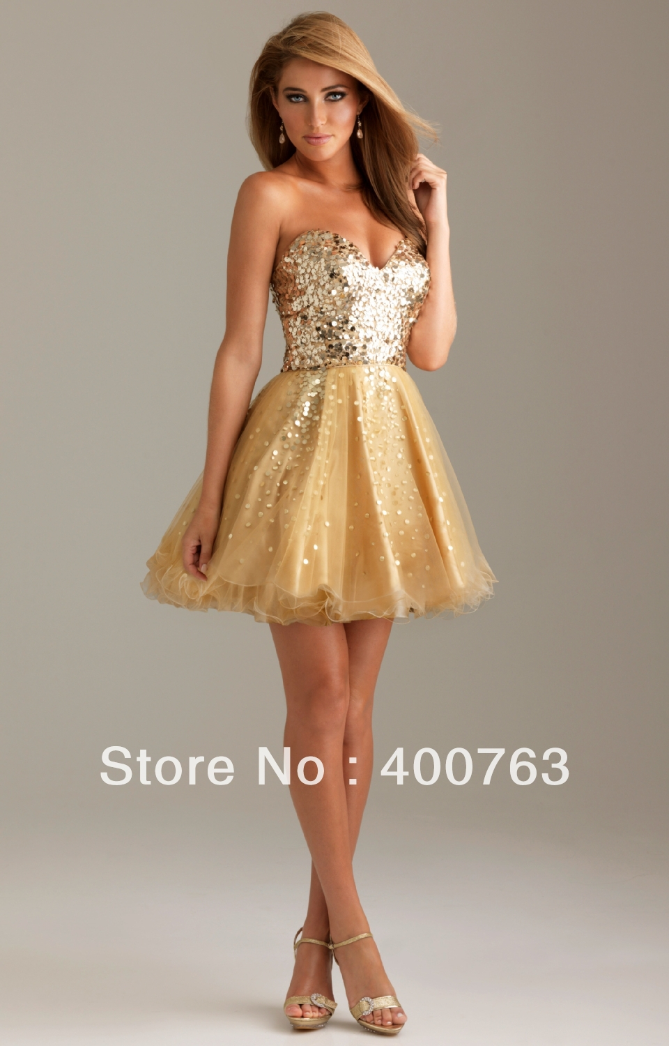 Formal Dresses For Juniors With Sequins | Shopping Guide