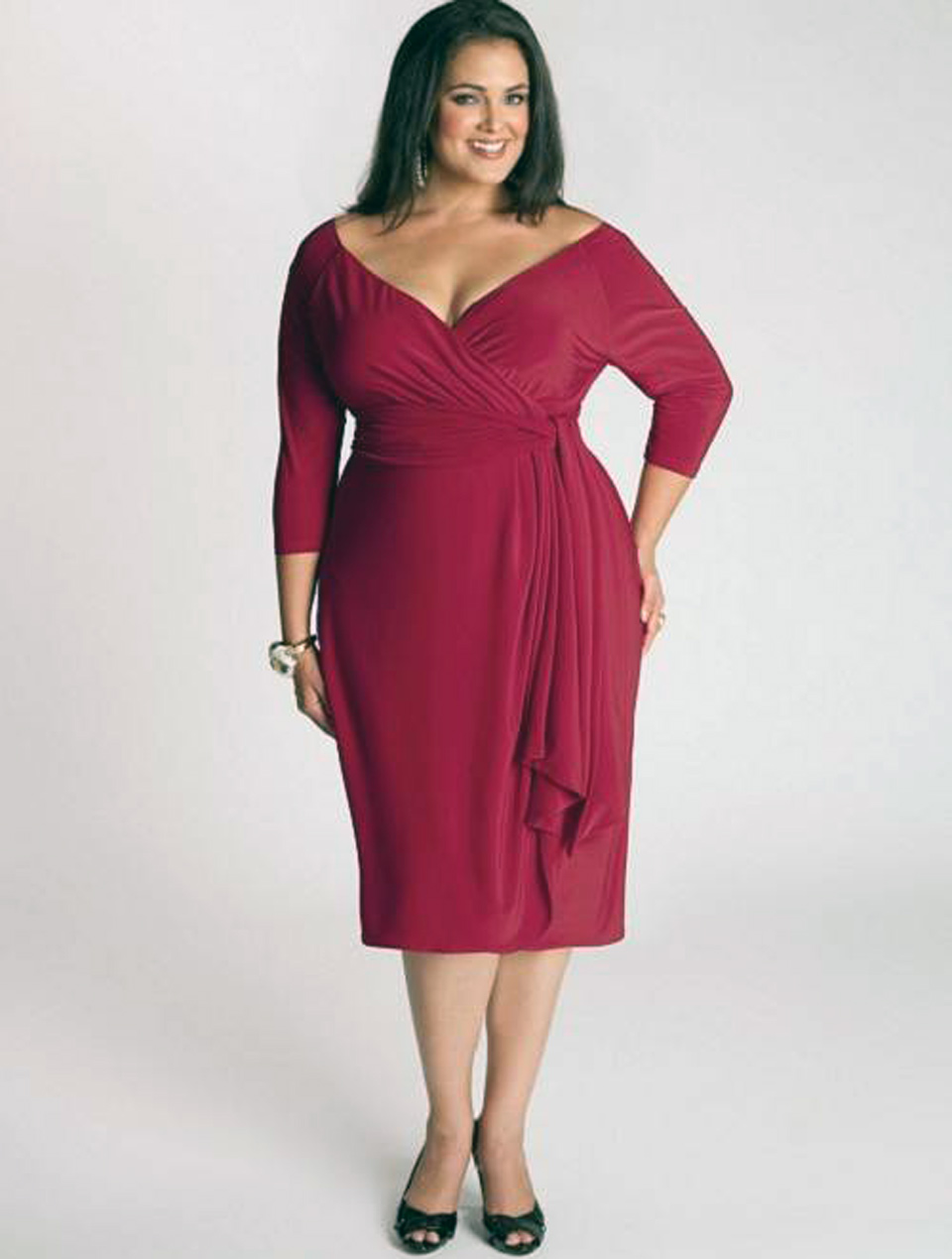 Plus Size Party Dresses Macy'S - Holiday Dresses