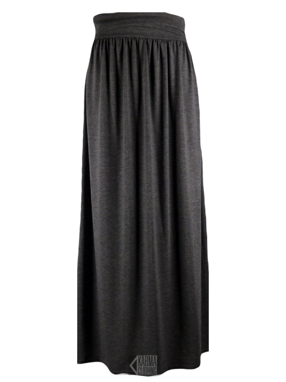 grey jersey maxi skirt 2014 2015 fashion trends 2016 2017