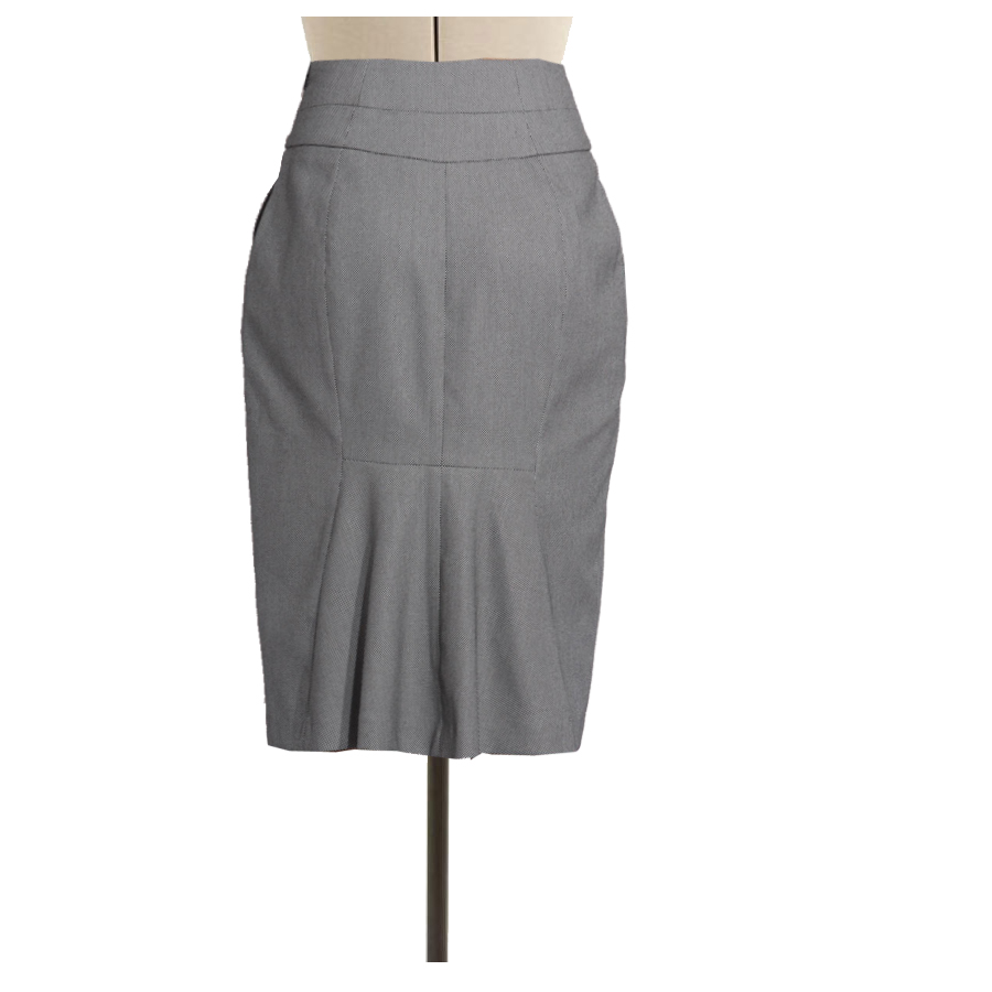 high waist pencil skirt pattern