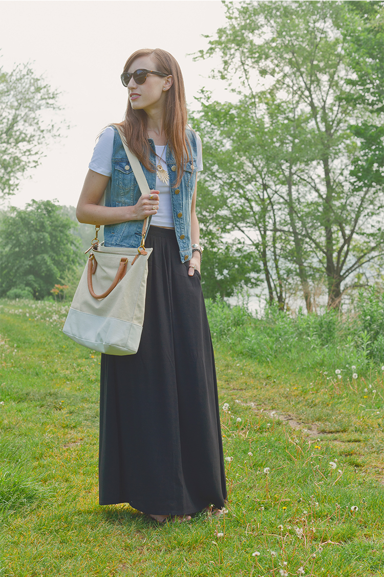 high waisted maxi skirt outfit  shopping guide we are
