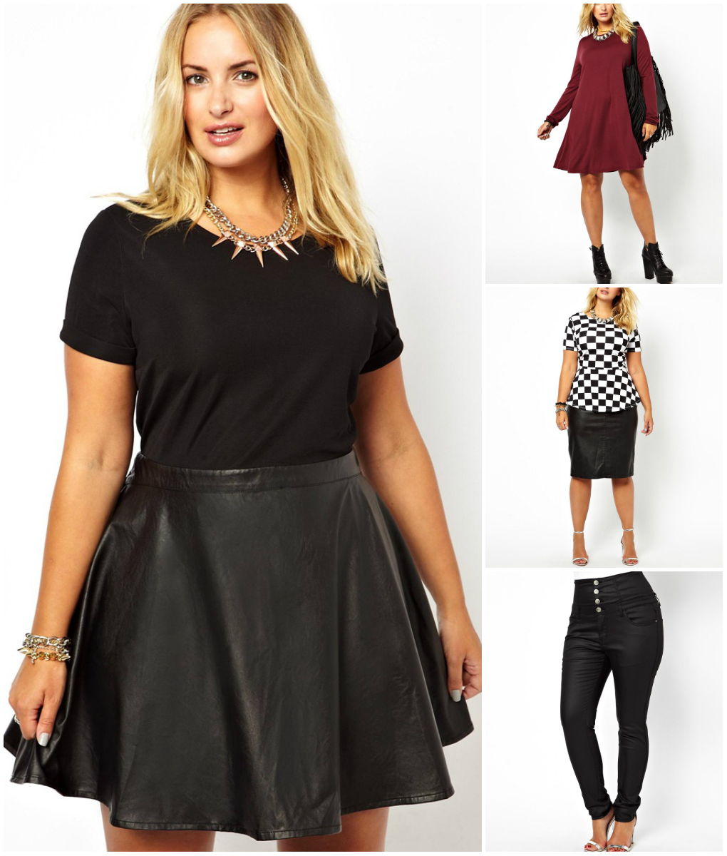 high waisted pencil skirt plus size 2014 2015 fashion