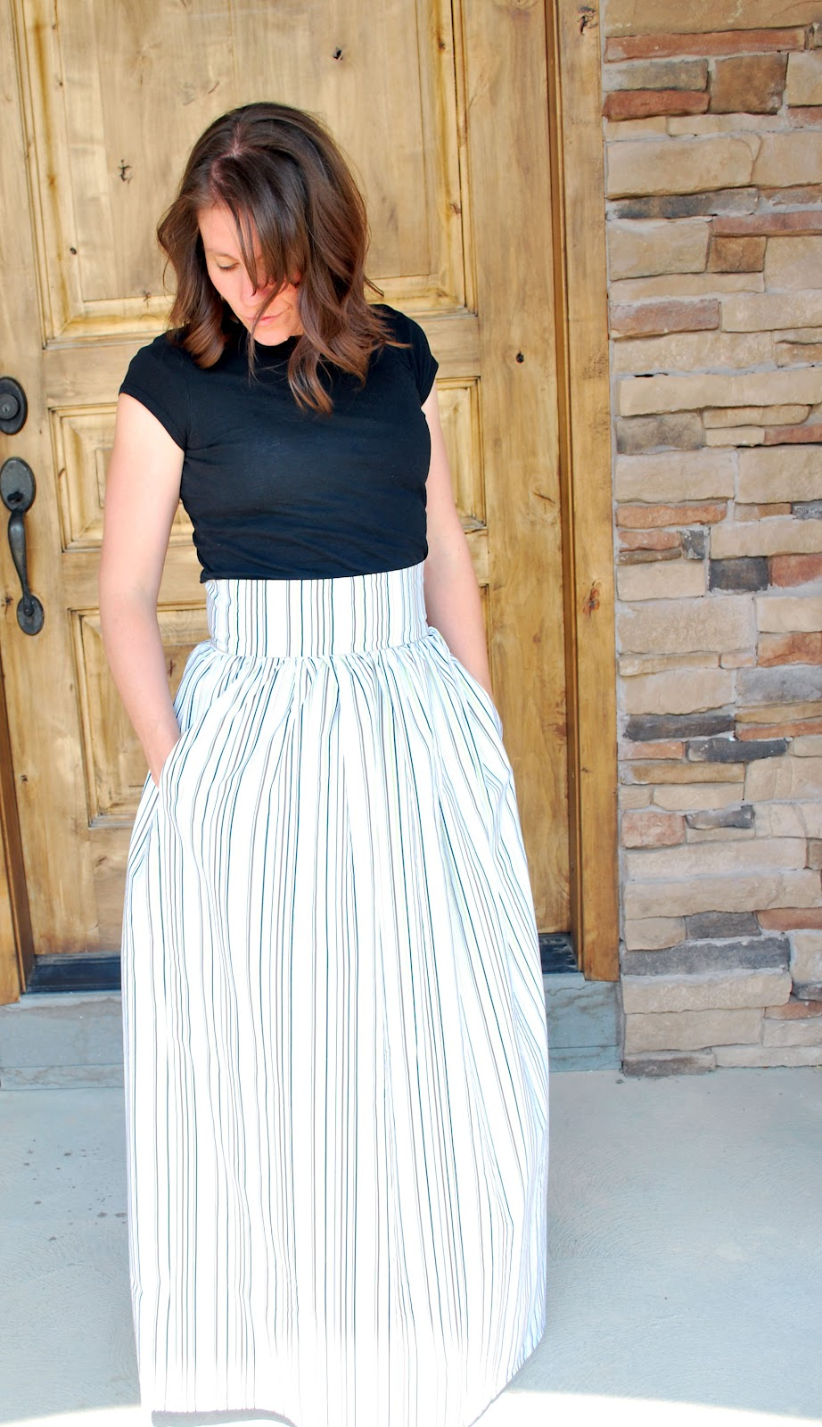 high waisted skirt pattern 2014 2015 fashion trends 2016