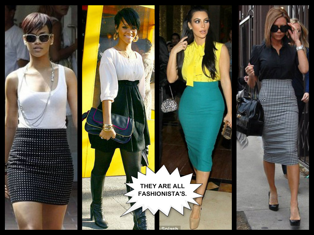 High Waisted Skirts Celebrity 2014 2015 Fashion Trends 2016 2017