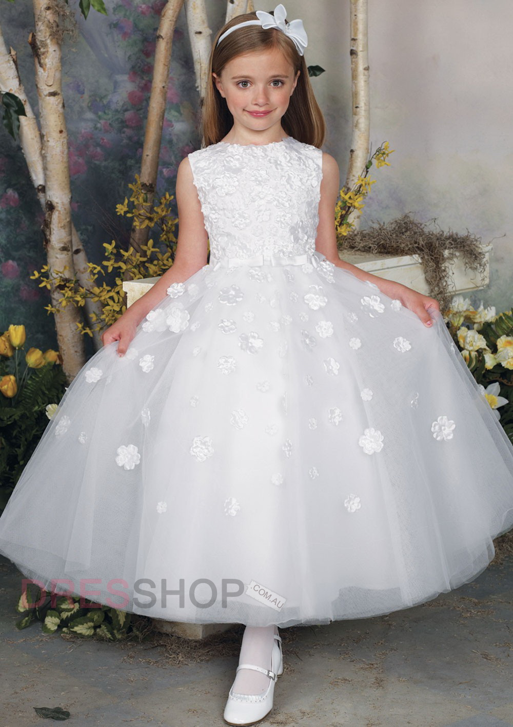 Flower Girl Dresses For Sale In Australia 56