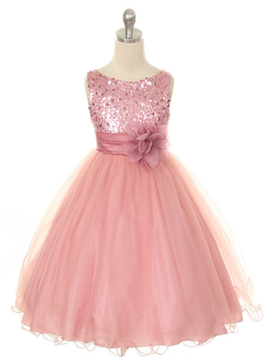 Ivory Flower Girl Dresses With Roses Shopping Guide We