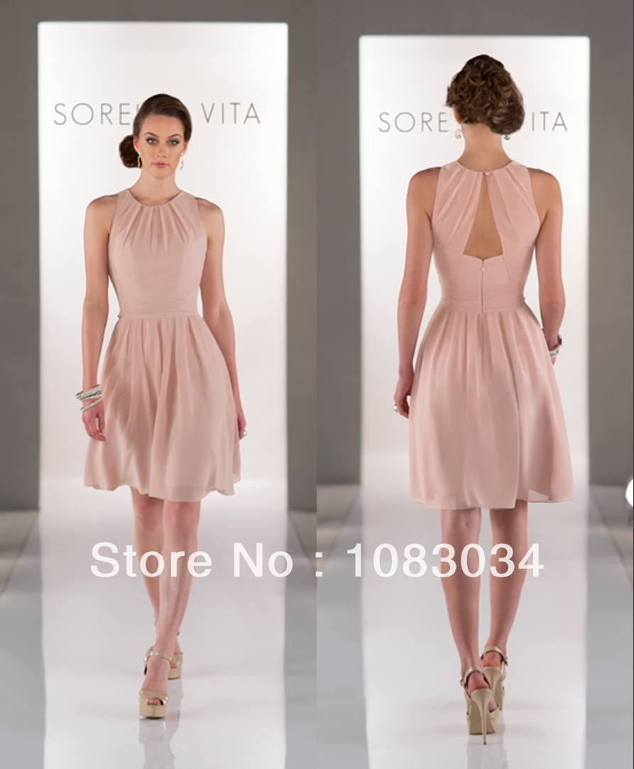 Junior Bridesmaid Dresses Blush Shopping Guide We Are