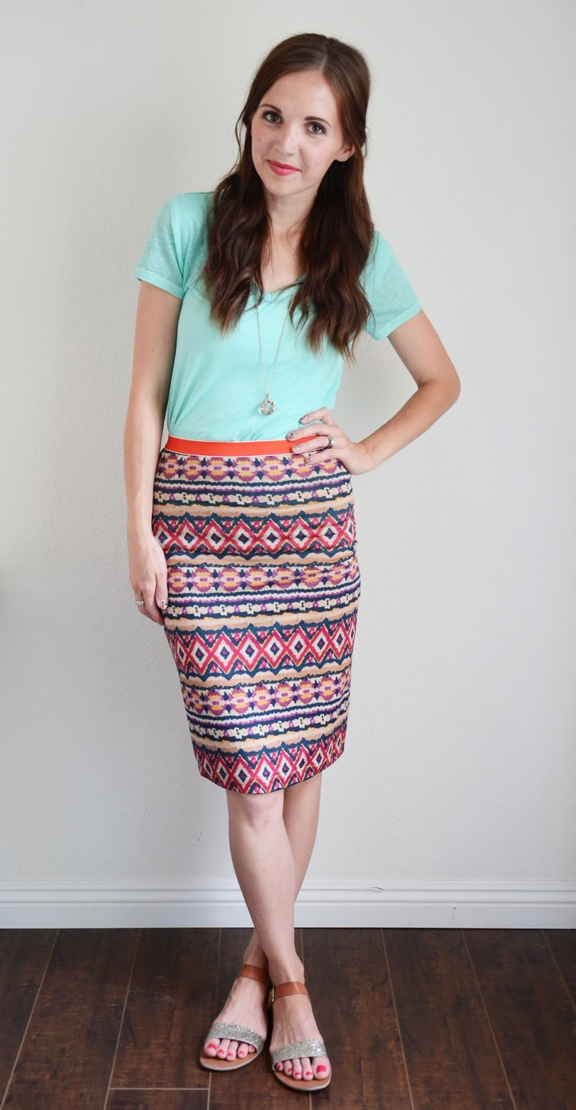 Knee Length Skirts And Tops 2014-2015 | Fashion Trends 2016-2017