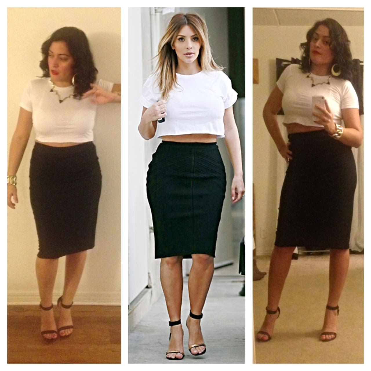 Download this Chazzcity Pencil Skirt... picture