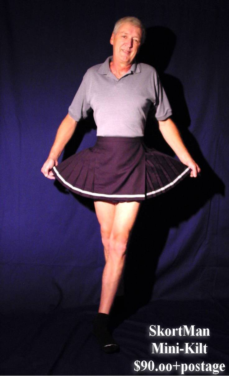 Gay Men In Skirts 91