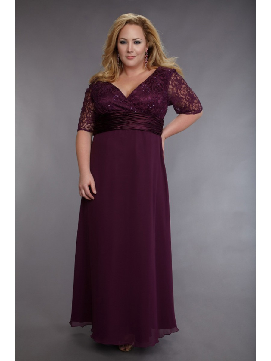 Long Sleeve Prom Dresses Plus Size – Shopping Guide. We Are Number ...