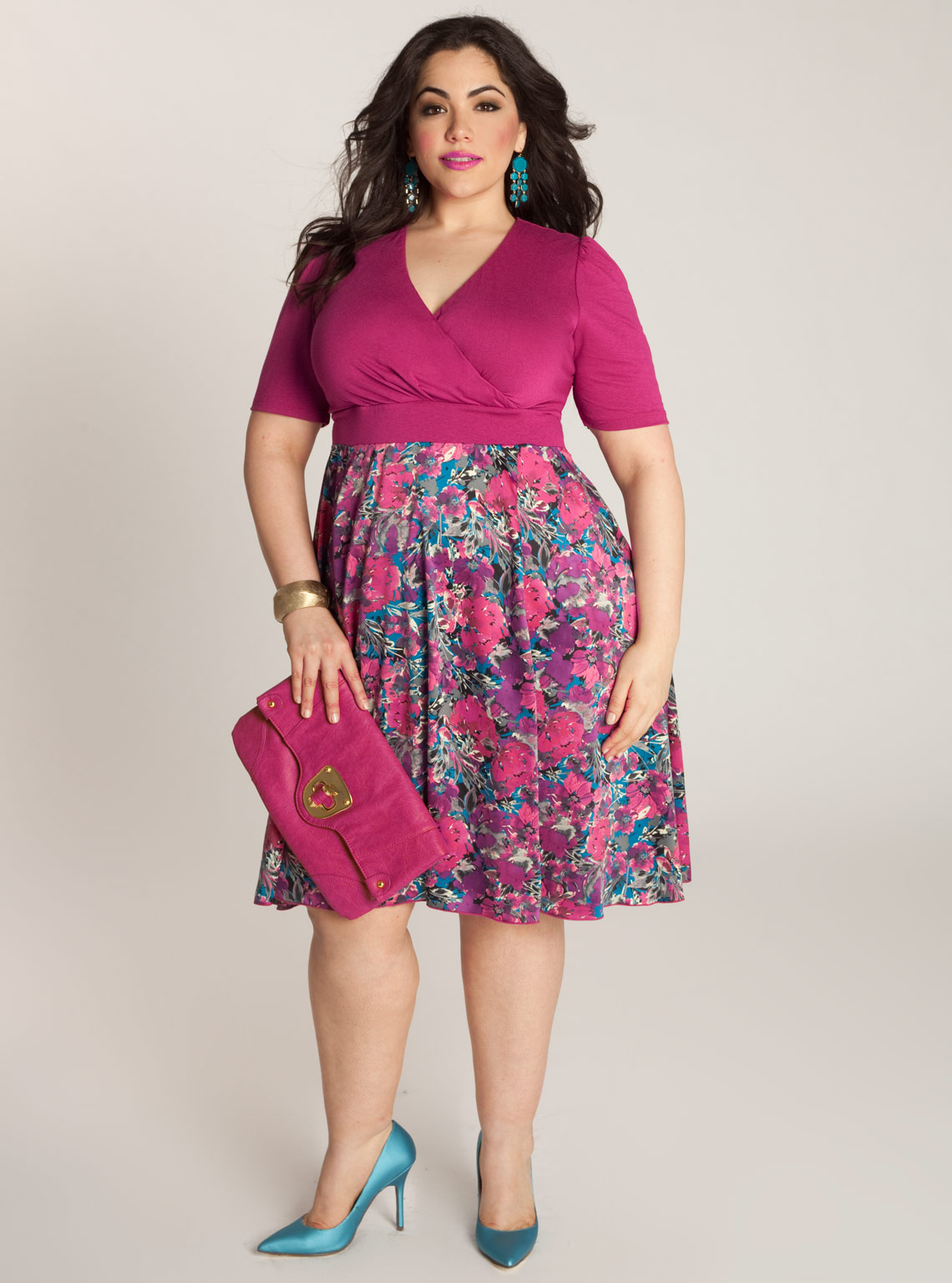 Maxi Skirt Outfits Plus Size 2014 2015 Fashion Trends