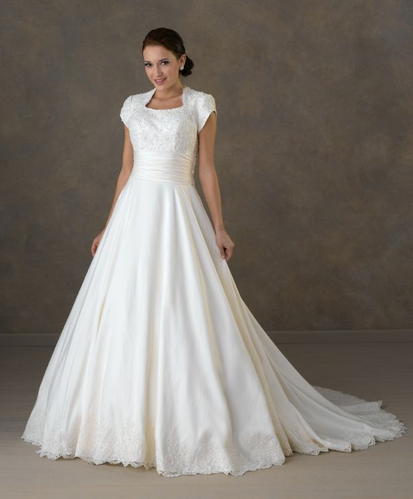 modest wedding dresses lds 2014 2015 fashion trends 2016 2017