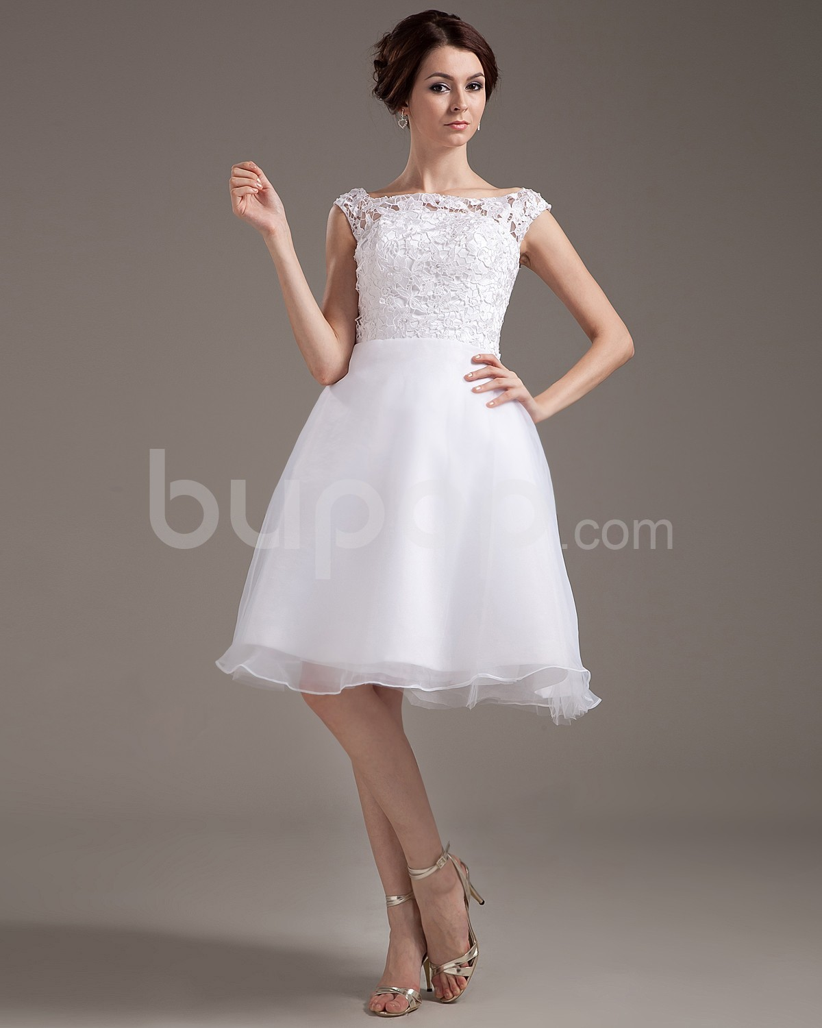 Knee length mother of the bride dresses 2014