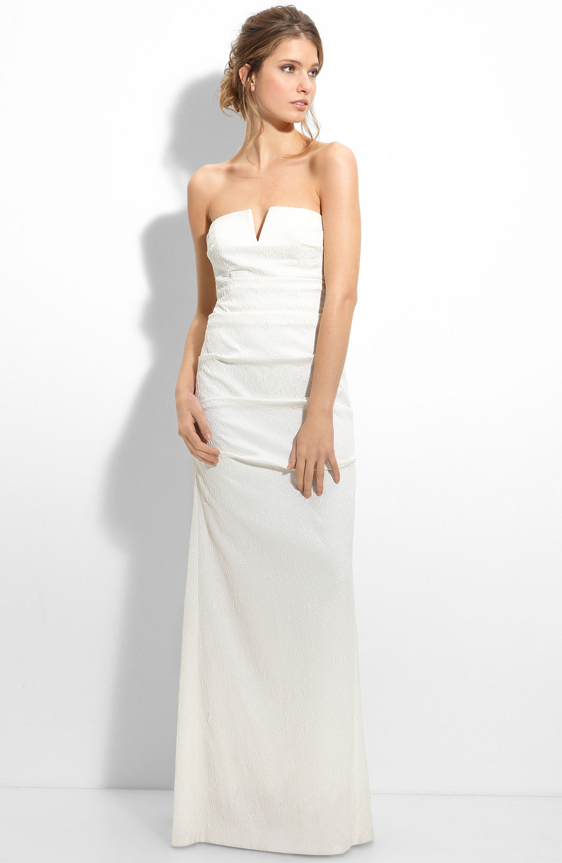 Mother of bride dresses nordstrom 2014 2015 fashion for Nicole miller wedding dresses nordstrom