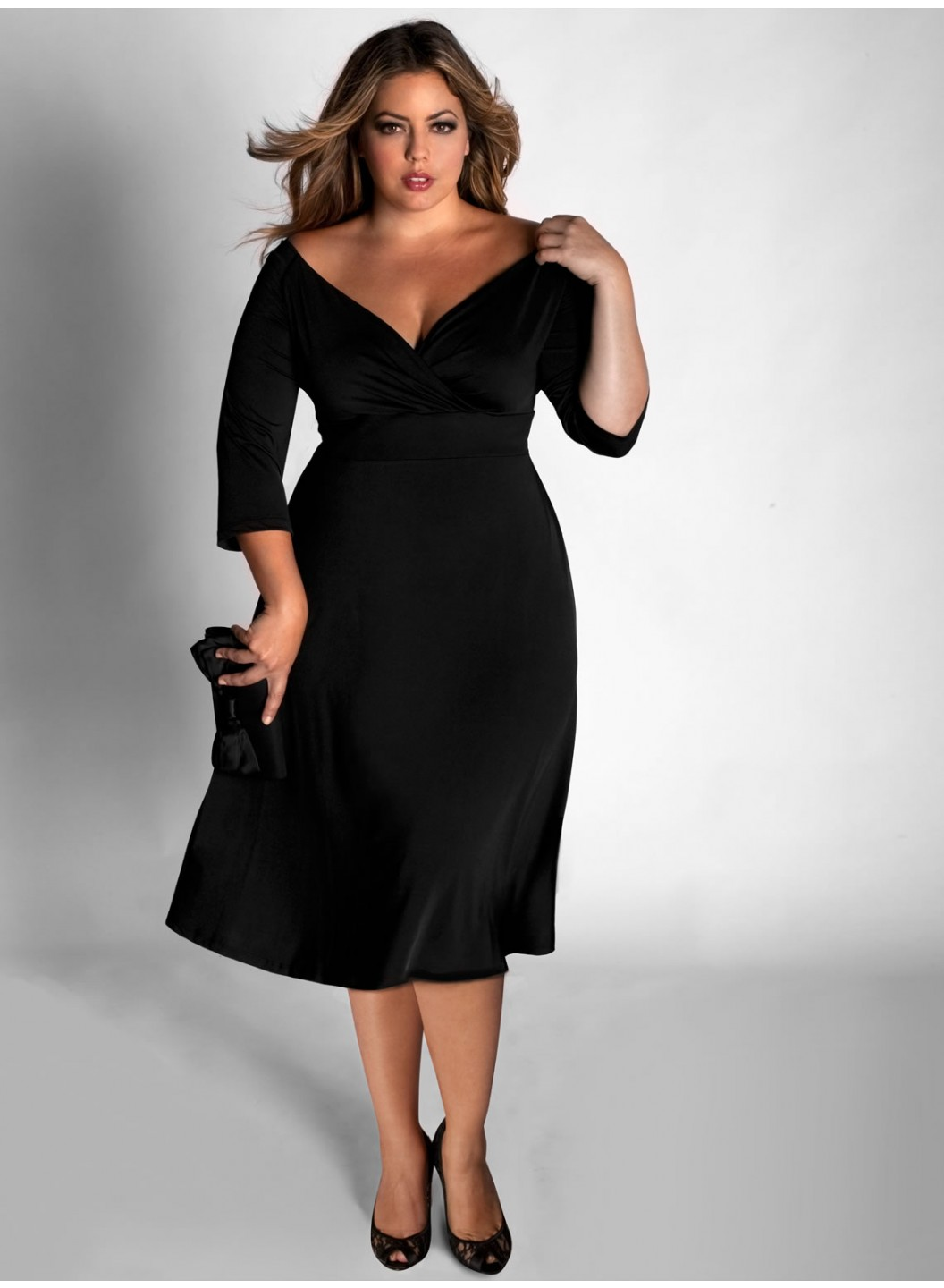 Plus Size Black Dresses For Funeral 2014-2015 | Fashion Trends 2016-2017