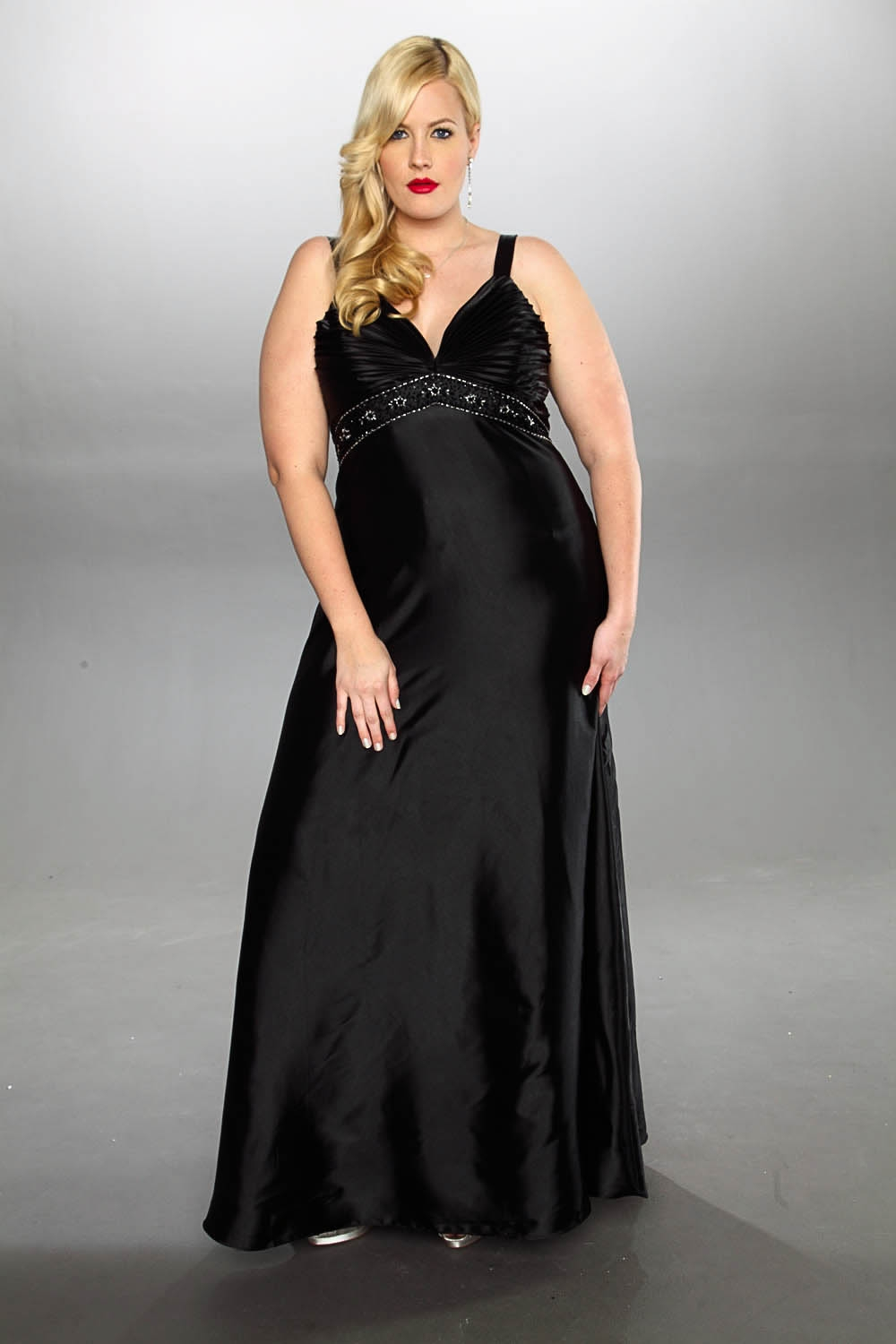 plus size black dresses for weddings 2014 2015 fashion