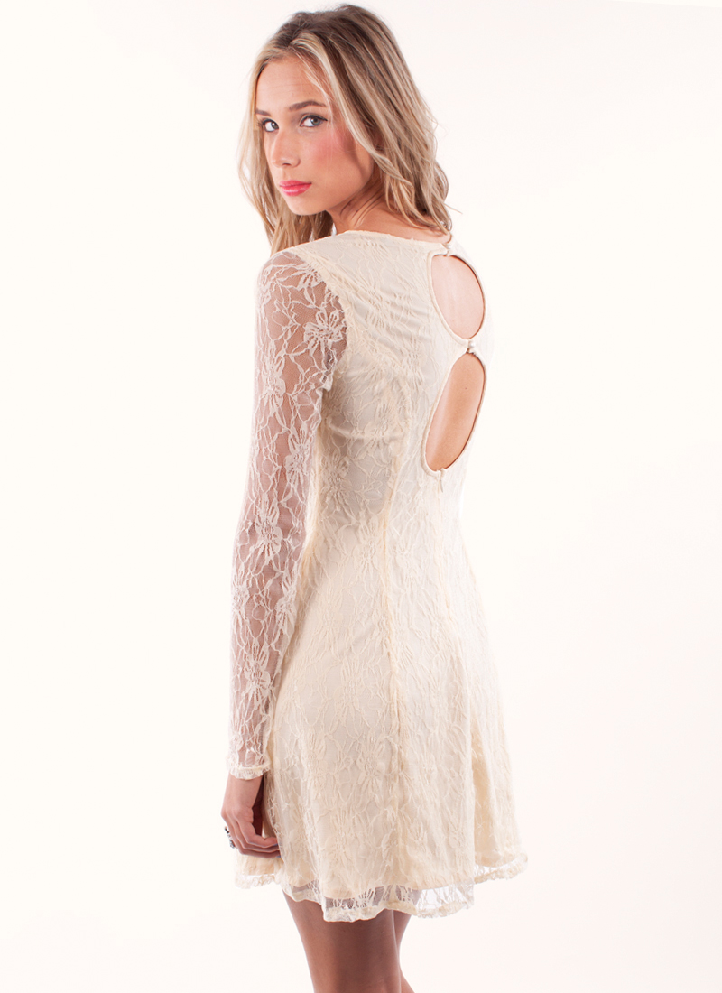 White Lace Dresses for Women Are a Practice in Elegance. A little lace never hurt anyone—in fact, putting some on an already gorgeous dress will invariably improve its look!