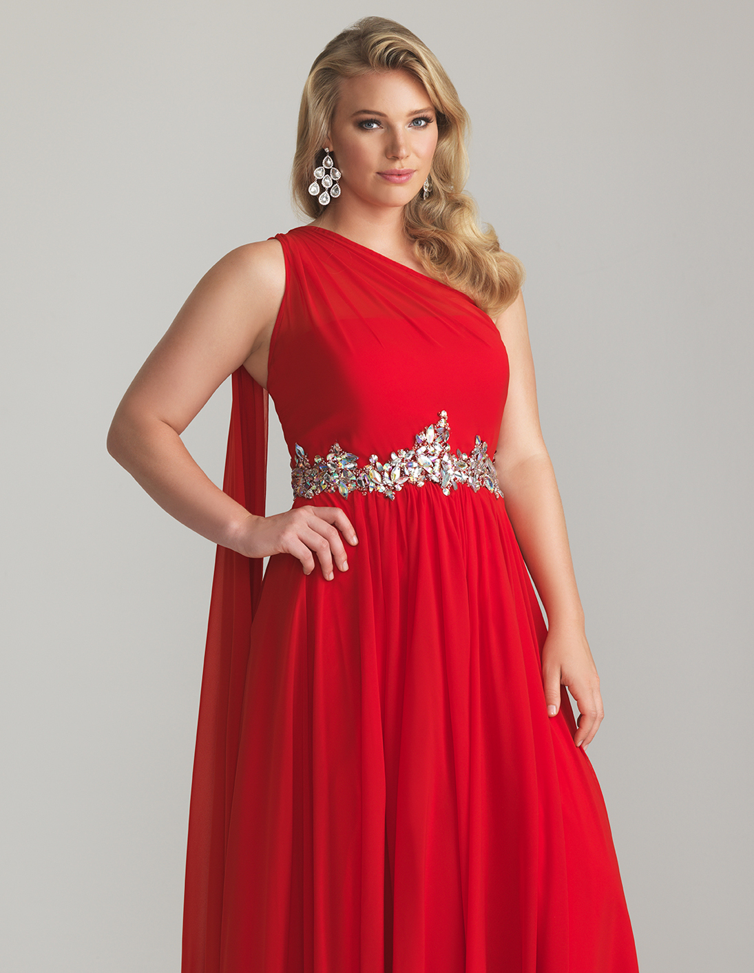 Plus size wedding party dresses cheap