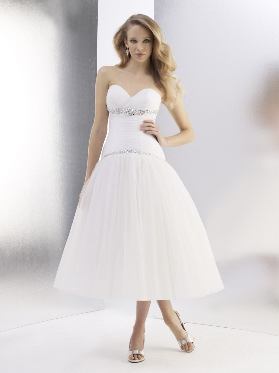 Plus size special occasion dresses tea length 2014 2015 for Silver tea length wedding dresses