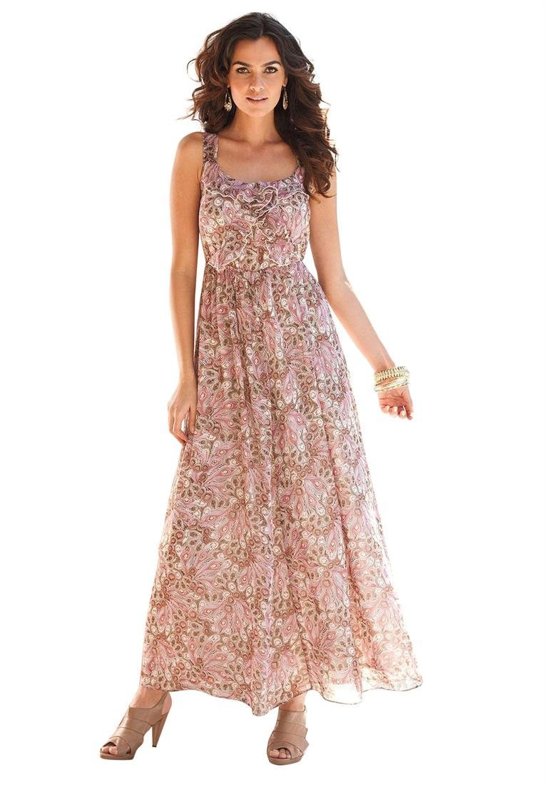 Womens Plus Size Sun Dresses 63