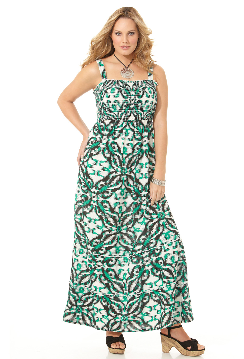 Womens Plus Size Sun Dresses 109
