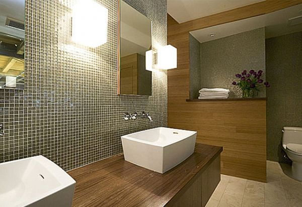 Amazing small bathrooms 2015 2016 fashion trends 2016 2017 for Amazing small bathrooms