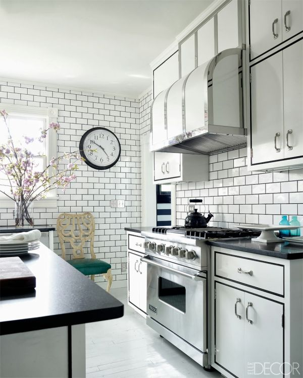 Black And White Tile Floors Kitchen 2016 Fashion Trends
