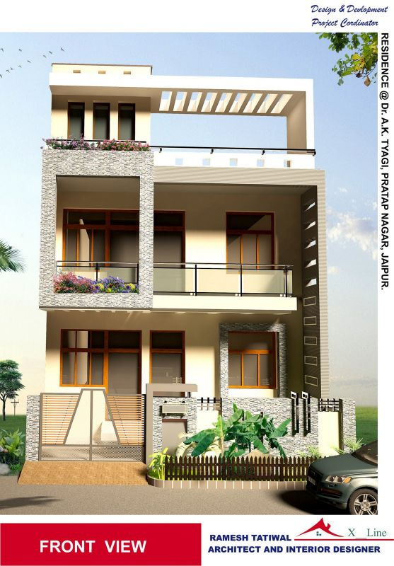 Home architect design 2015 2016 fashion trends 2016 2017 for Best indian architectural affordable home designs