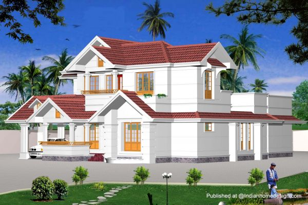 Indian House Model Design 2015 Fashion Trends 2016 2017