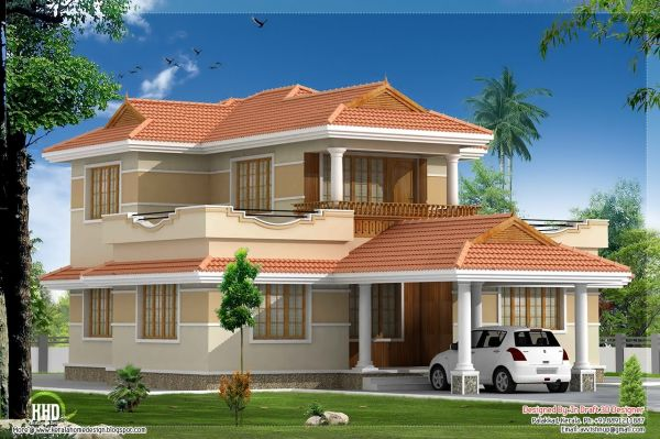 Kerala home design 2015 2016 fashion trends 2016 2017 for Kerala house plans 2014