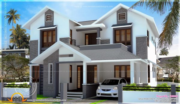 Kerala house design 2016 fashion trends 2016 2017 for Kerala house plans 2014