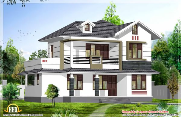 Kerala house design 2016 fashion trends 2016 2017 for Kerala home designs 2014