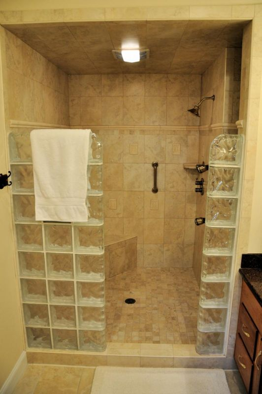 Master bathroom shower designs 2014 2015 fashion trends for Bathroom ideas with tub and shower