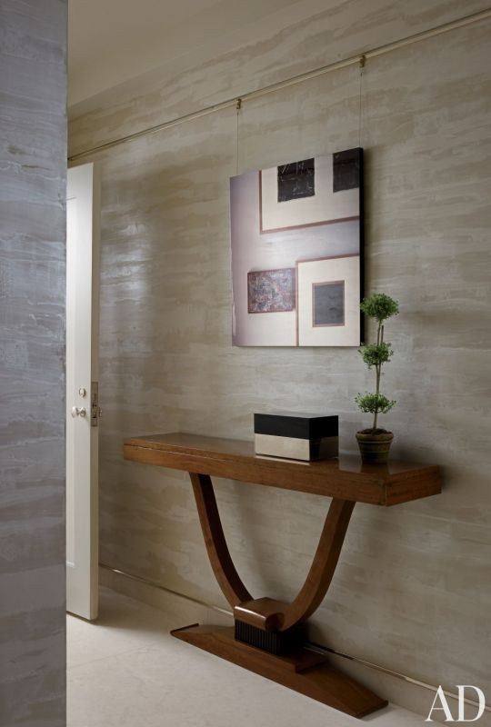 Decorations fashion trends 2016 2017 for Modern entrance hall ideas