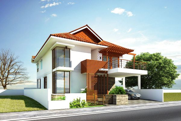 Modern house exterior design pictures 2016 fashion trends 2016 2017