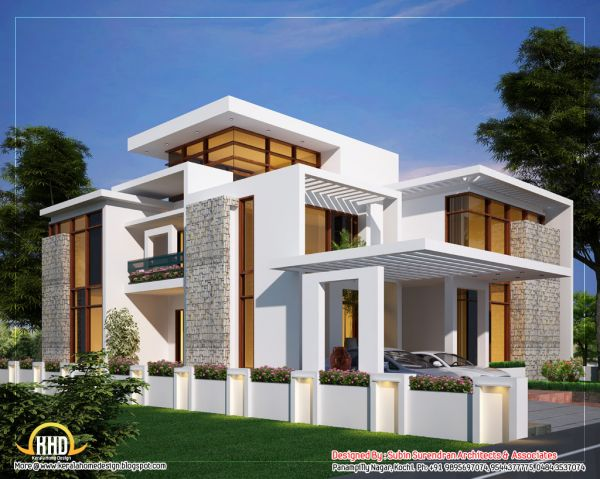 New home townhouse designs 2015 2016 fashion trends 2016 Latest 3d home design