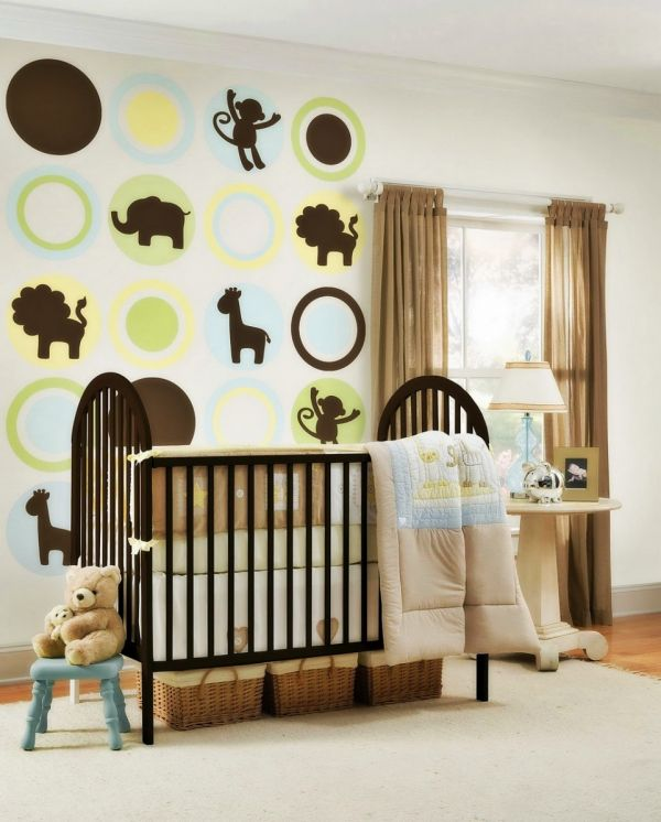 baby room decoration 2015 2016 fashion trends 2016 2017