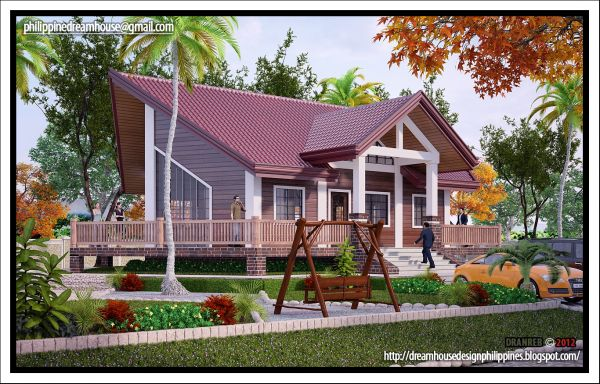 Simple box type house design philippines joy studio for Simple home design philippines