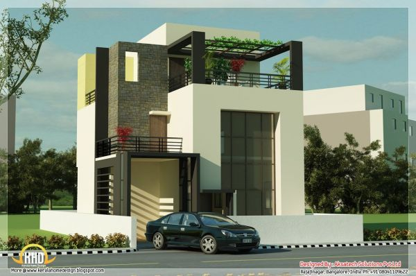 Simple indian house plans build 2014 2015 fashion trends for House outside design in india