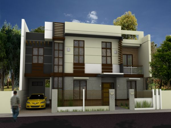 Simple modern house designs for Simple modern house models