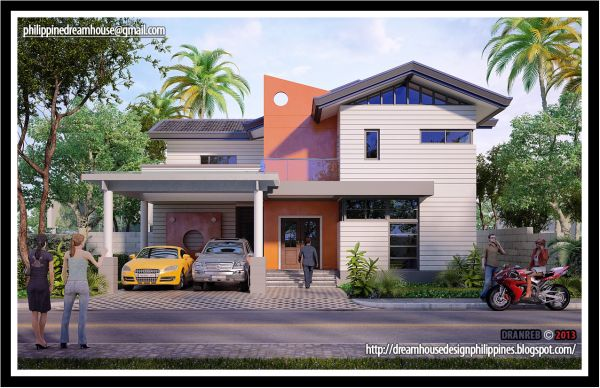 Simple two storey house design philippines 2016 fashion for Simple two storey house design in the philippines