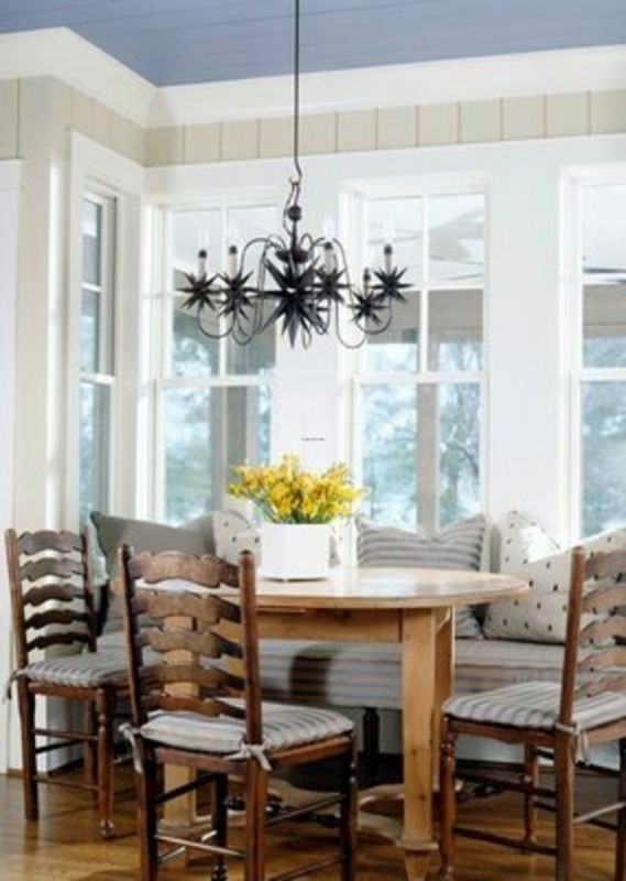 Small dining room decorating ideas 2015 2016 fashion for Little dining room